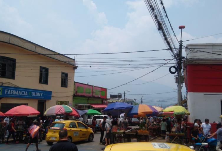 Plaza de Mercado la 14,Ibagué