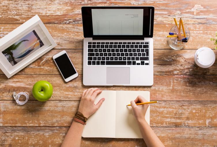 La tecnología facilita el trabajo en casa