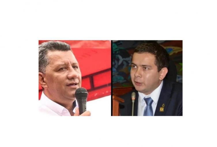 Gobernador Orozco cuestionó proyecto de Ley del Senador Miguel Ángel Barreto