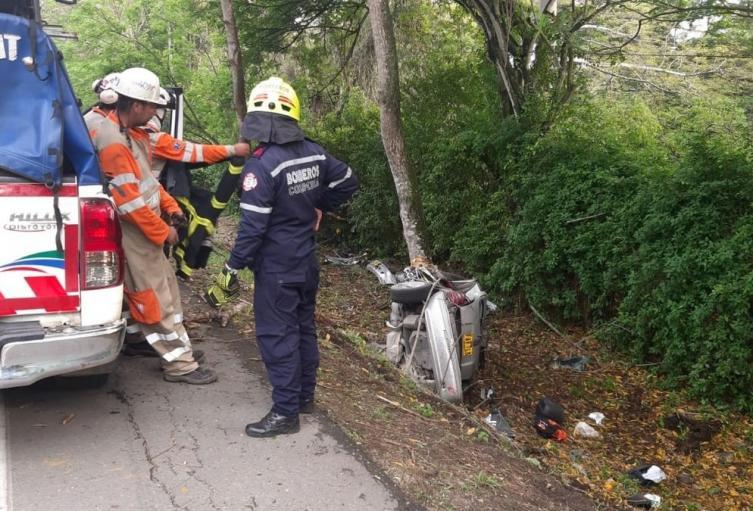 Fatal accidente dejó 2 muertos en la vía Girardot - Melgar