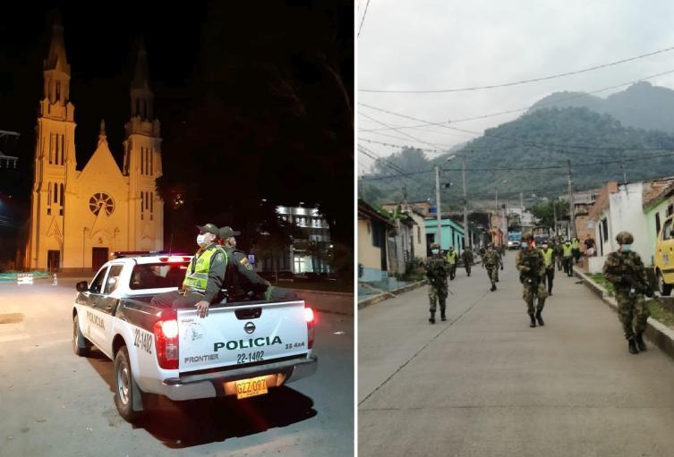 Autoridades continuarán patrullando el Tolima