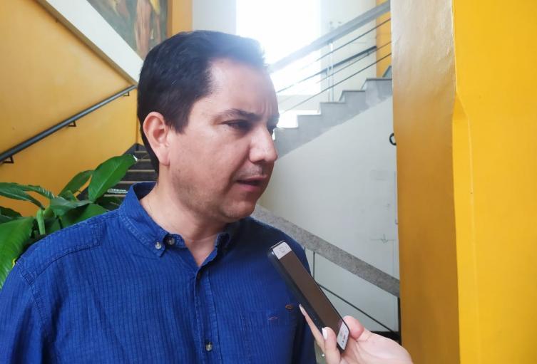 César Fabián Yáñez, secretario de Movilidad de Ibagué