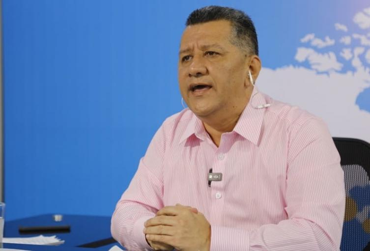Orozco es el primer mandatario seccional del país en presentar el informe de gestión a través de plataformas virtuales