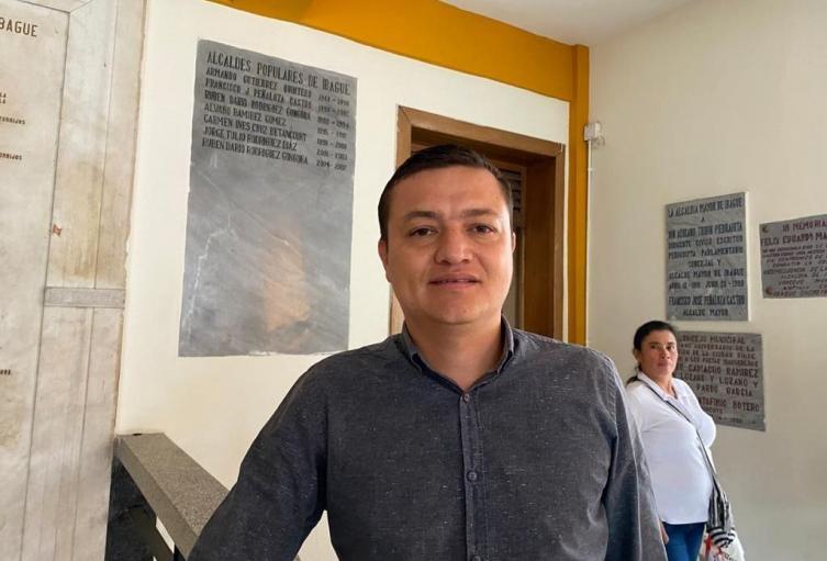 Concejal Arturo Castillo