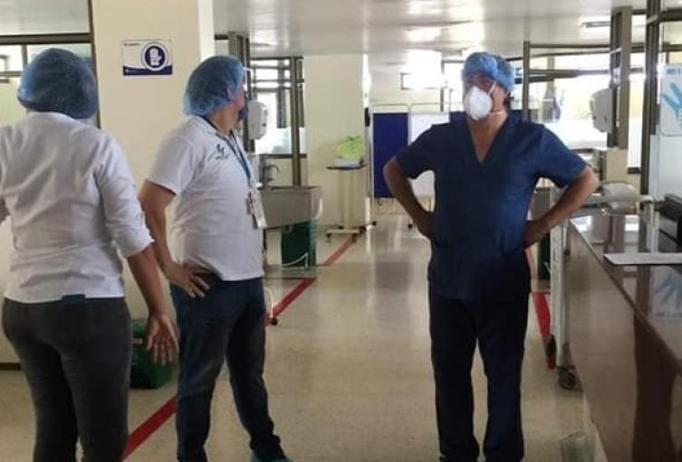 Se solicitó el cumplimiento de los planes de contingencia para la atención de los pacientes sospechosos por Coronavirus COVID-19