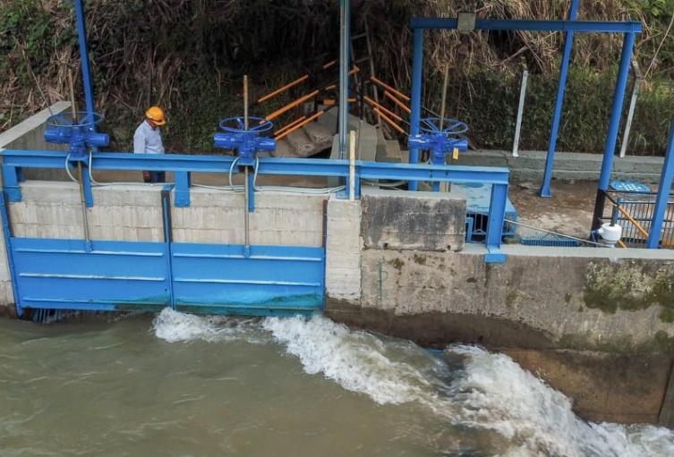 Alertas tempranas en las cuencas del Combeima, Cay y Chembe, que abastecen a más de 152 mil usuarios
