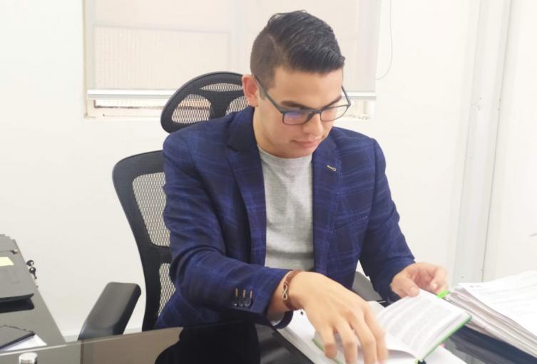 Andrés Bedoya, director jurídico de Ibagué