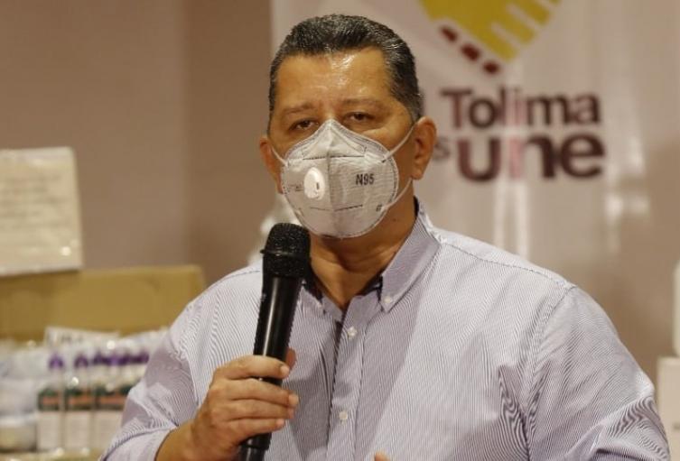 El mandatario seccional advirtió que la pandemia del COVID-19 es un reto que no estaba en la cabeza de nadie