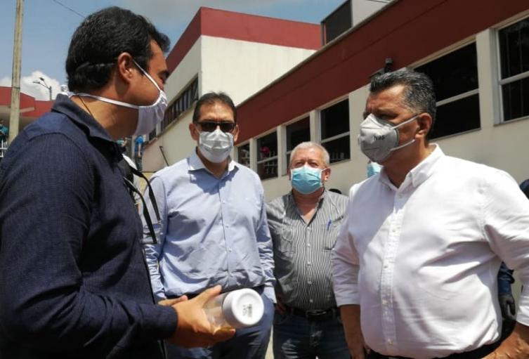 El pico más alto del Coronavirus en el Tolima se daría en la segunda semana de mayo