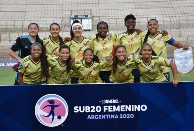 Sudamericano - Sel Colombia Sub 20