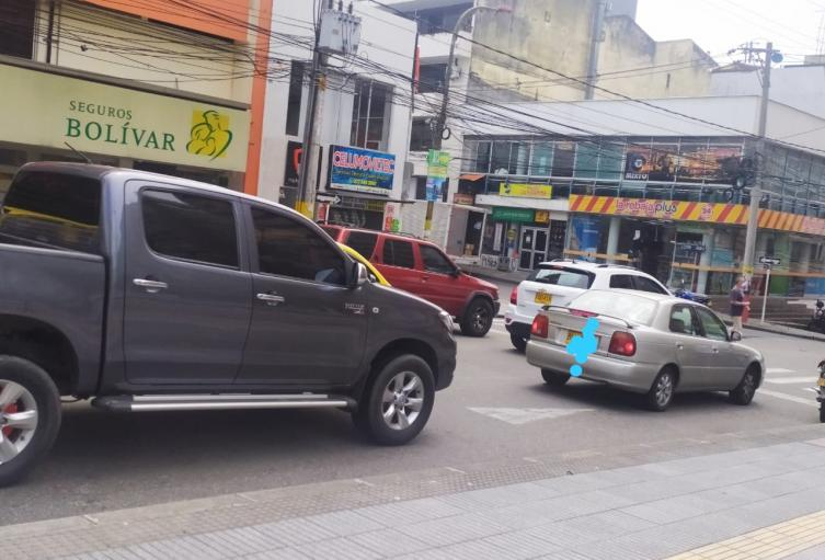 Vehículos en Ibagué