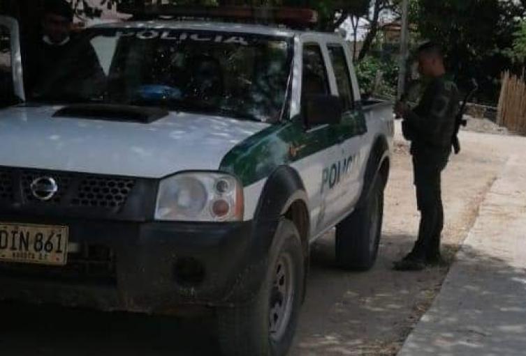 La Alcaldía les ofreció ayuda humanitaria y los regreso hacia el Municipio de Alvarado