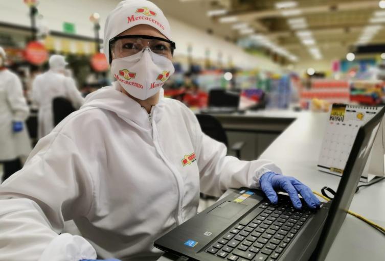 Mercacentro lanzará plataforma que permita a los usuarios 'mercar virtualmente'