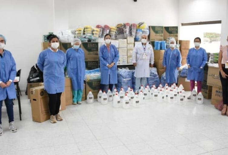 Esta acción hace parte de las estrategias trazadas por el Gobierno departamental para enfrentar la pandemia COVID-19