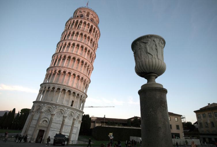 Torre Pisa, Italia