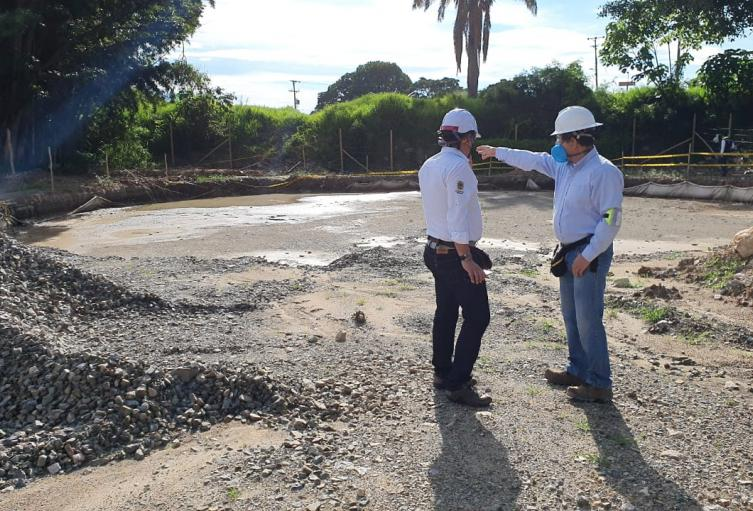 Obras Acueducto Complementario