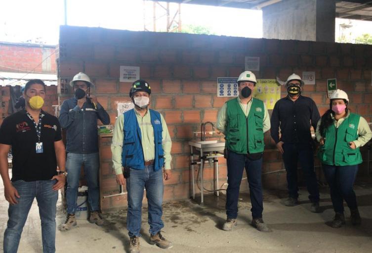 Constructora Hábitat de los Andes