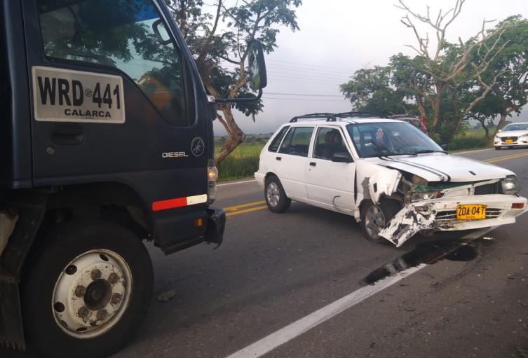 Accidentes en el Tolima
