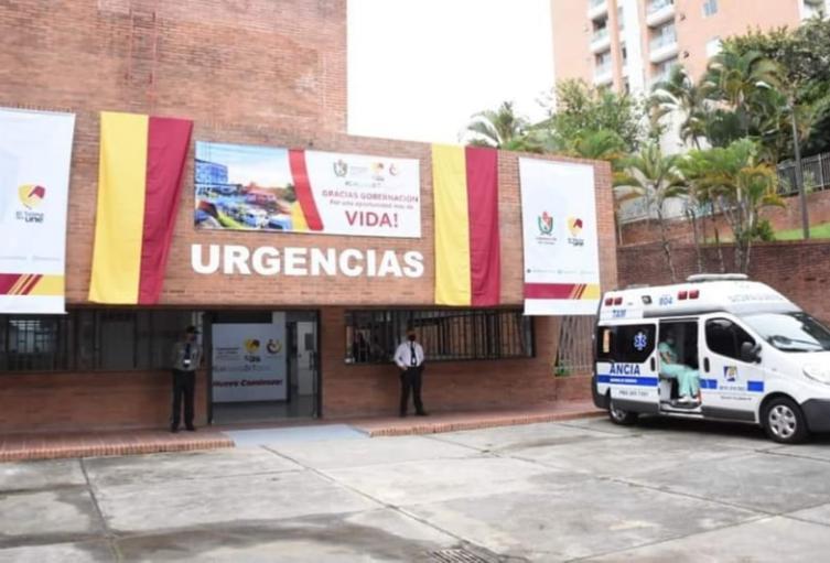 Dotación para la puesta en servicio de 26 camas de cuidados intensivos y 24 camas de hospitalización.