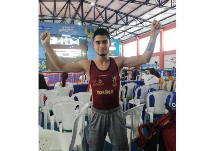 Se entrena medallista juegos nacionales