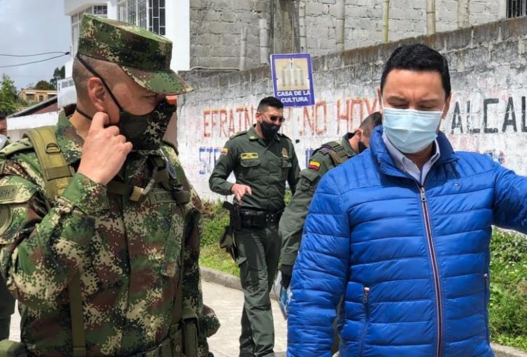 Alerta temprana por amenazas a líderes y funcionarios cuidadores de la zona del Parque Nacional Natural de los Nevados