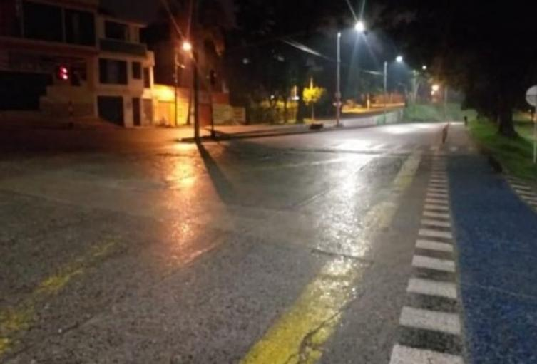 Medidas de seguridad en el Tolima para puentes festivos