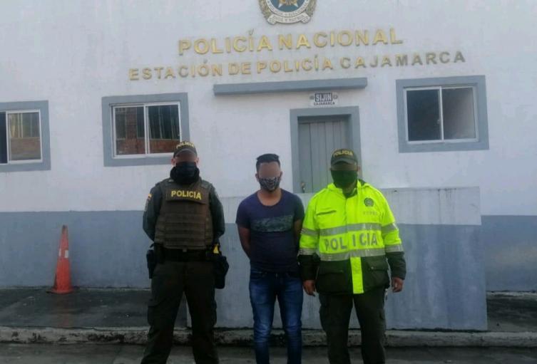 Hombre fue capturado, presuntamente, violando a una mujer en Anaime