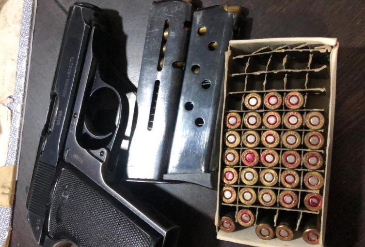 Armas de fuego en Ibagué