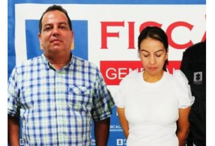 Carlos Fernando y Suly Marcela Bonilla Lugo