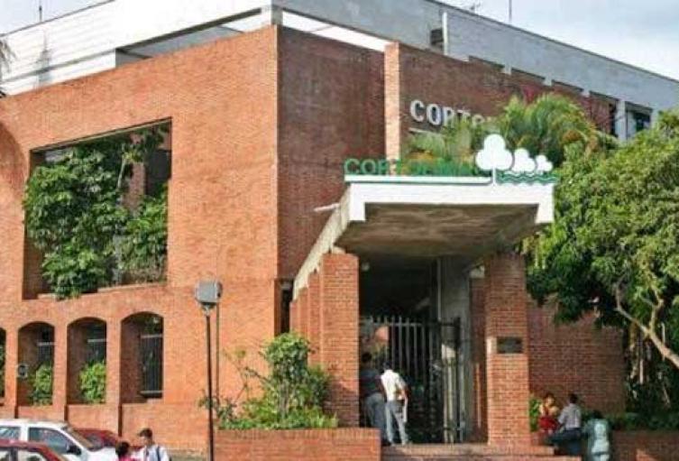 Cerco epidemiológico, teniendo en cuenta los posibles contagios de Covid-19 que se presentan al interior de la sede de Cortolima