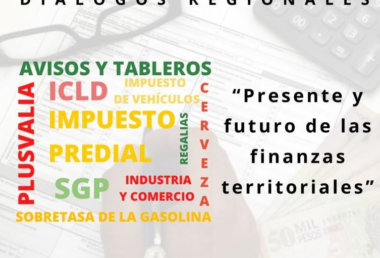 Dialogos regionales Ibagué