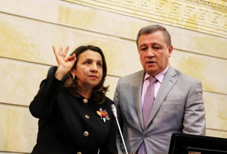 Senadora Soledad Tamayo