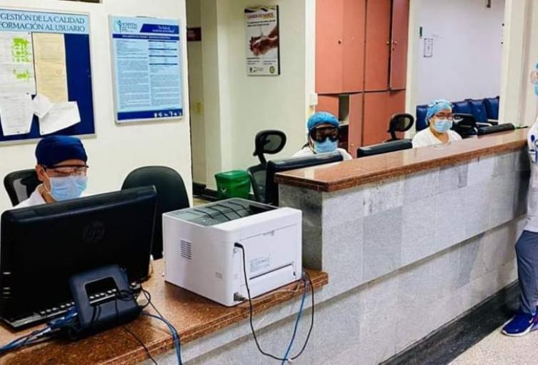 La cartera del Hospital San Rafael disminuyó de $20 000 millones a $11.000 millones