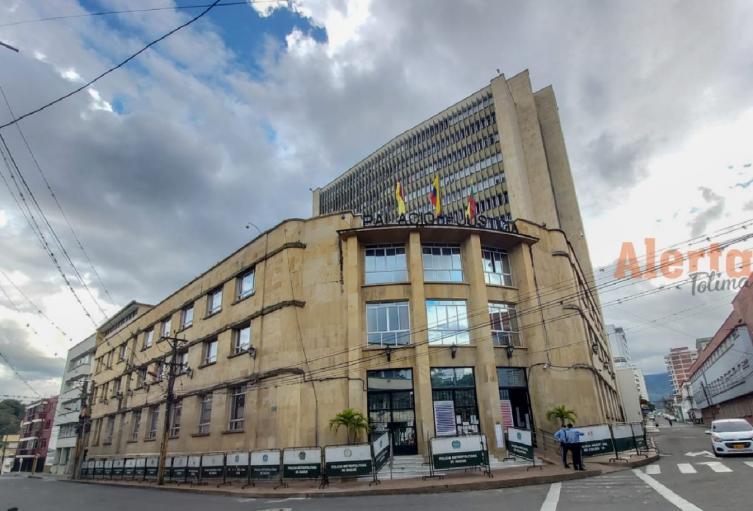 Palacio de Justicia - Ibagué