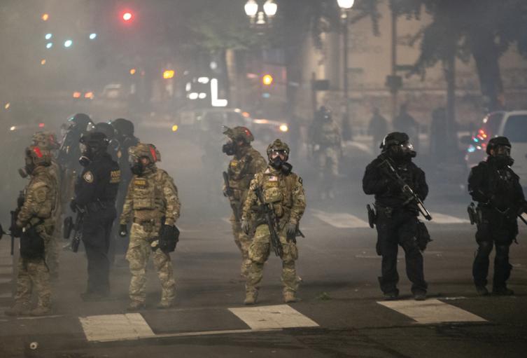 Despliegue de tropas estadounidenses en Portland, Oregon