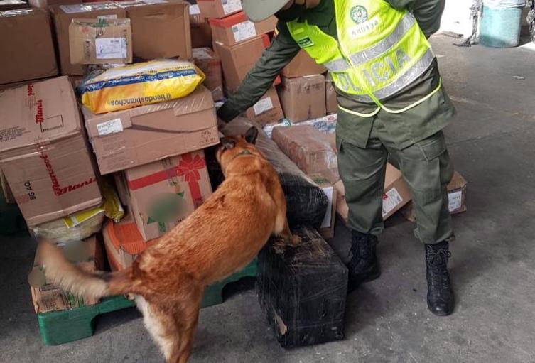 La Policía Nacional coloca a disposición la línea 167 Antidrogas 'Todos contra el narcotráfico',
