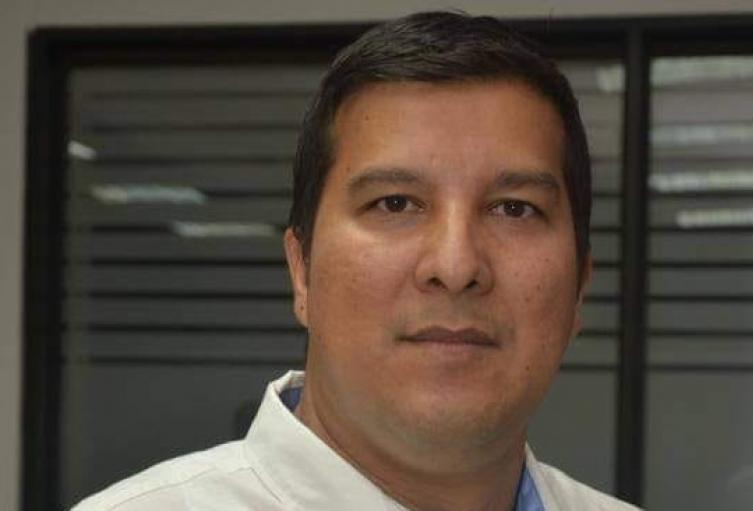 Edilberto Pava Ex Contralor del Tolima