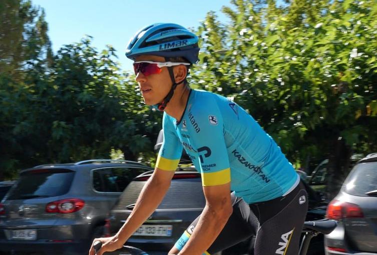 Harold Tejada, Astana