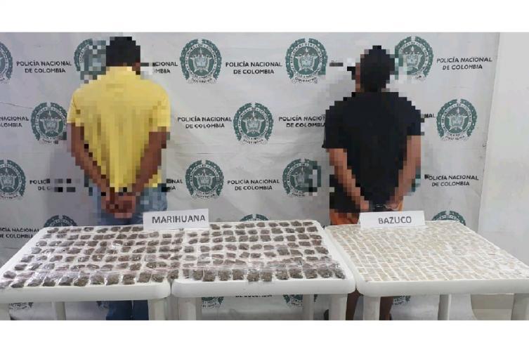 Traficantes de droga en Mariquita