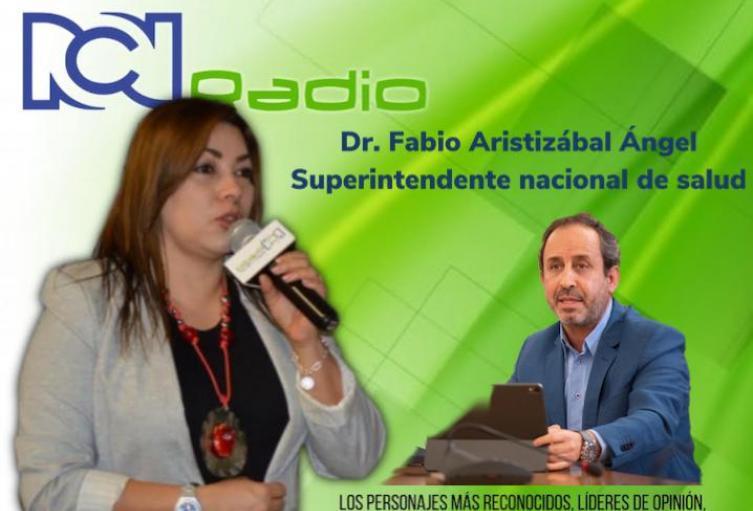 Fabio Aristizábal Angel en Diálogos con Claudia Aristizábal