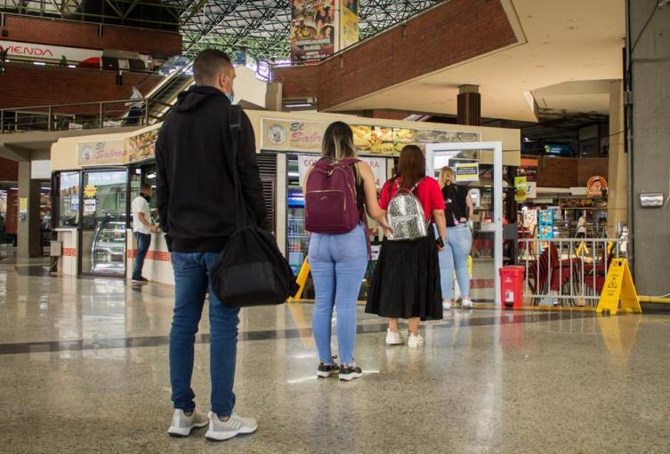 Terminales de Transporte de Medellín.