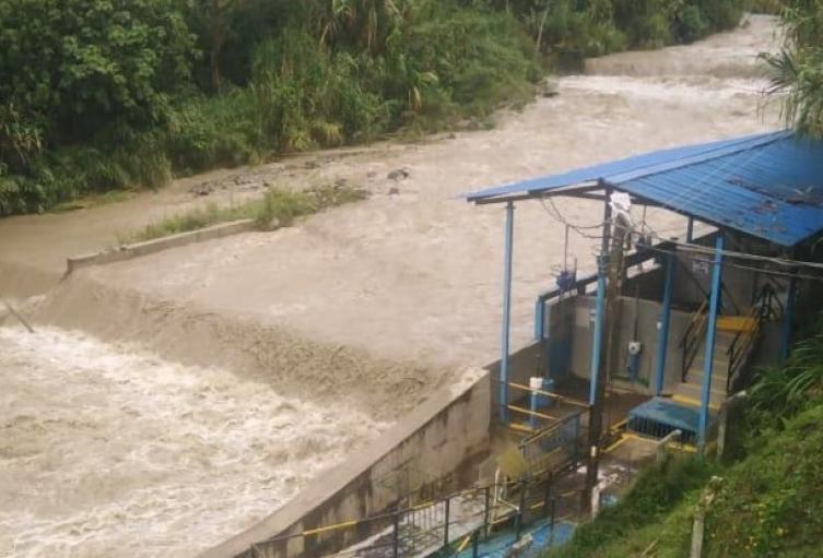 La afectación en el suministro de agua será en toda la ciudadmientras se compensa el sistema que duró suspendido dos horas