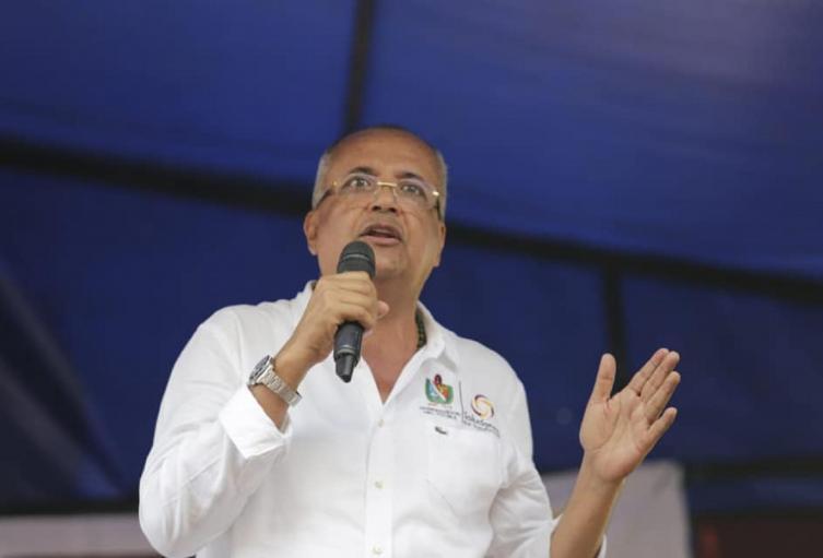 Ex Gobernador del Tolima Óscar Barreto