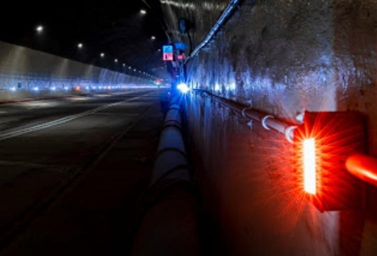 La medida se tomó con el fin de realizar una revisión general de los sistemas del túnel