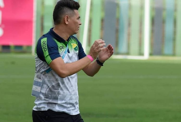 Dayron Pérez, nuevo técnico del Atl. Huila