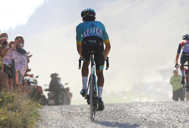 El huilense es uno de los ciclistas revelación