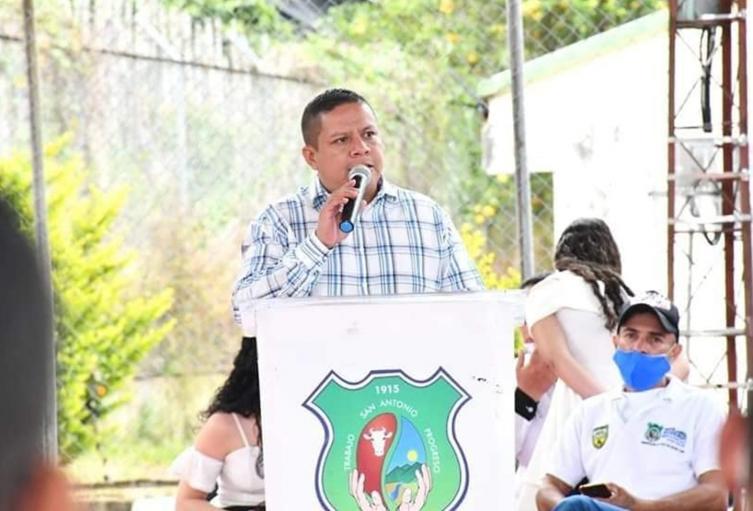 Imputado Jorge Iván Vásquez