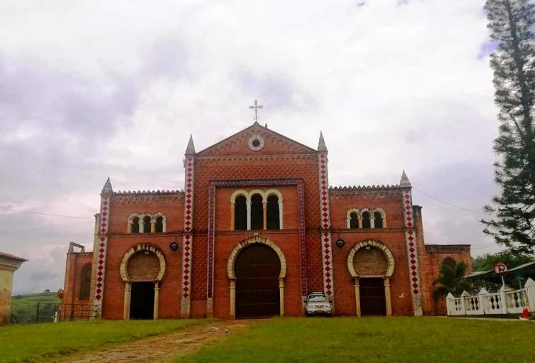 Santuario Virgen de las Mercedes