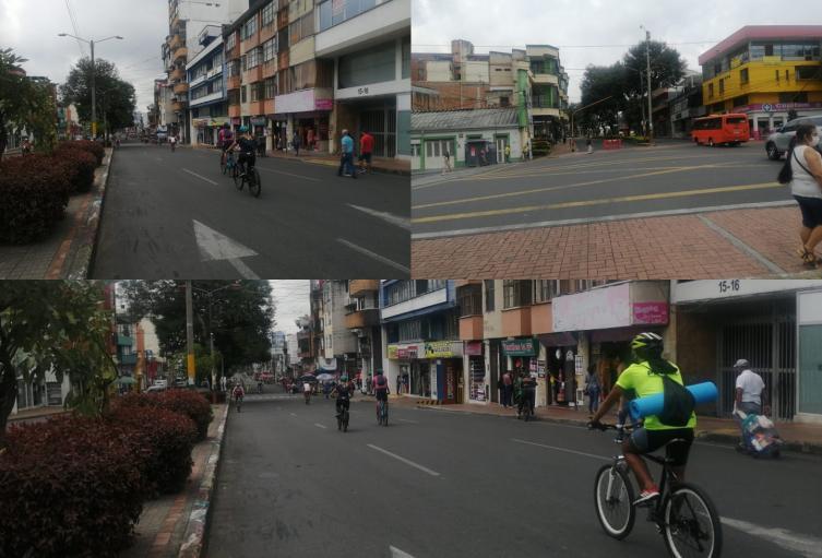 Balance día sin carro y sin moto en Ibagué
