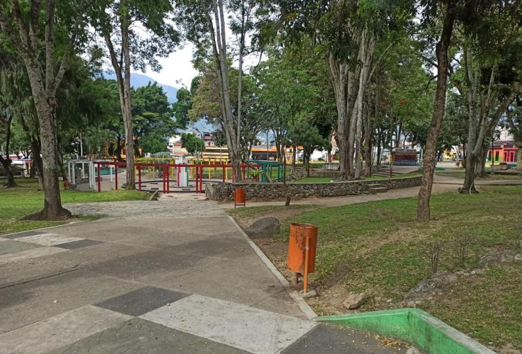 Inseguridad Parque Galarza
